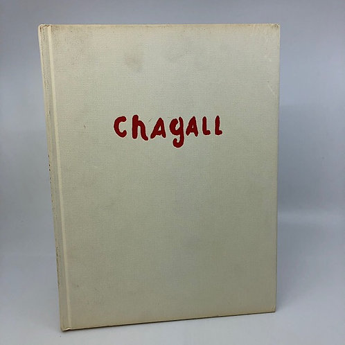 CHAGALL BY RAYMOND COGNIAT