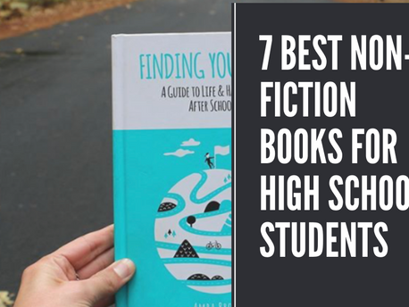 Avantpop Books Featured in 7 Best Non-Fiction Books for High School Students List