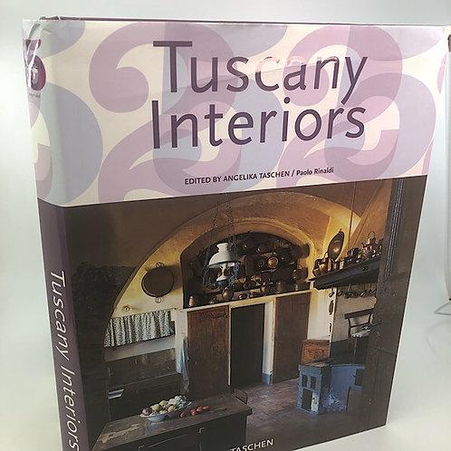 TUSCANY INTERIORS EDITED BY ANGELIKA TASCHEN (TASCHEN)