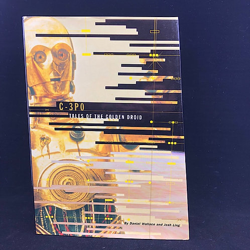 C-3PO TALES OF THE GOLDEN DROID