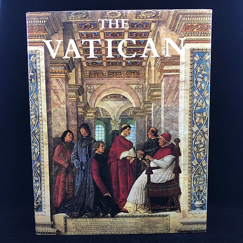 THE VATICAN: SPIRIT AND ART OF CHRISTIAN ROME (THE METROPOLITAN MUSEUM OF ART)
