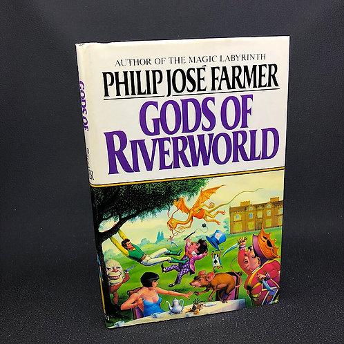 GODS OF RIVERWORLD BY PHILIP JOSE FARMER