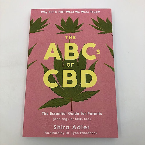 THE ABCs OF CBD BY SHIRA ADLER