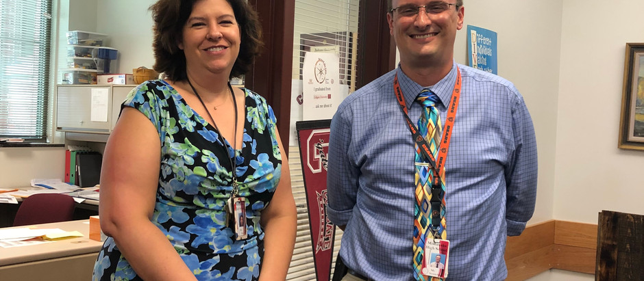 MHS Administration Changes