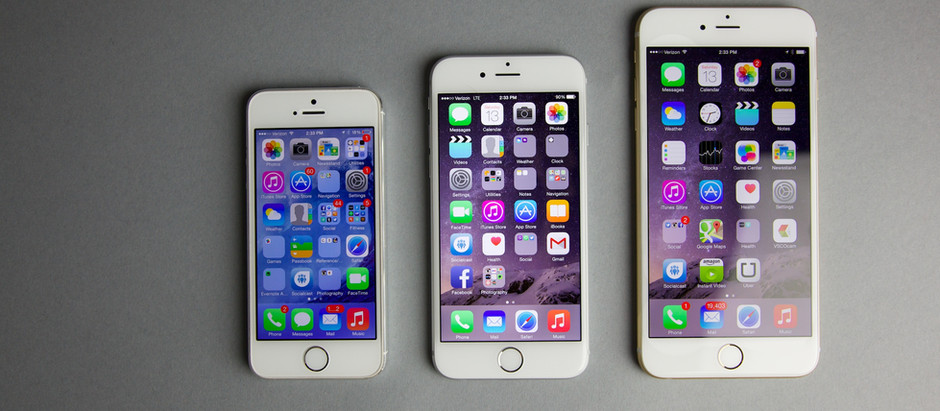 Apple Changes the Phone Race?