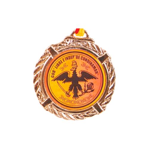 M14. Medalla estándar