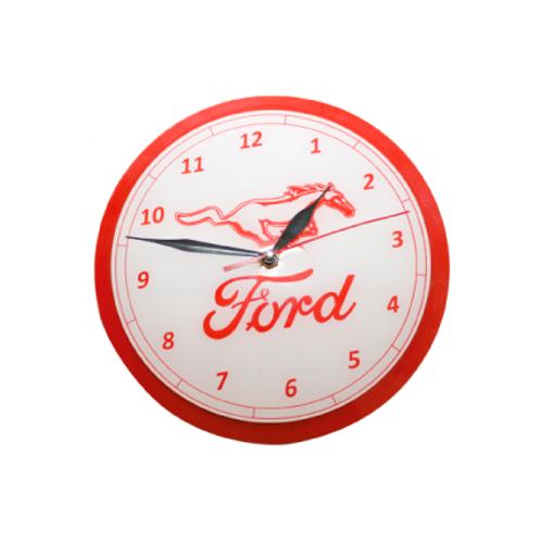 371. Reloj pared acrílico Ø 21 cm