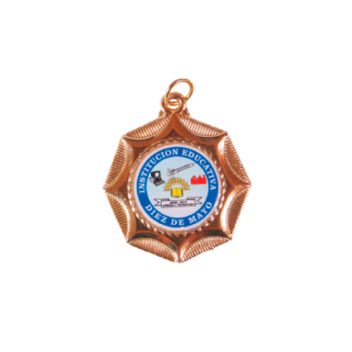 M02. Medalla estándar