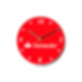 Reloj Madera y Acrílico