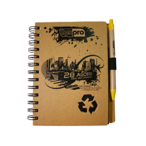 287. Agenda ecológica 12,4 x 17,5 cm