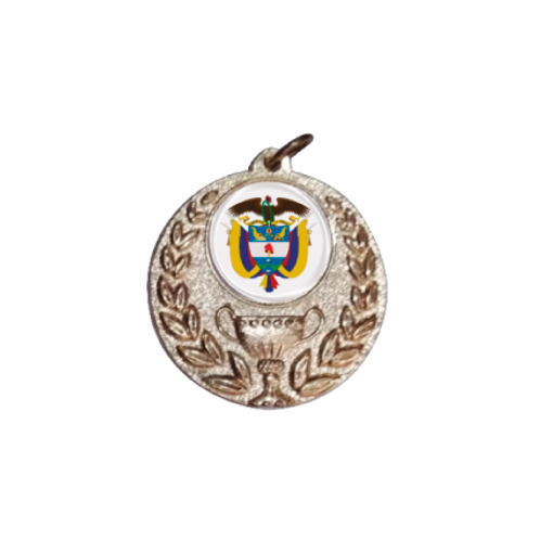 M11. Medalla estándar