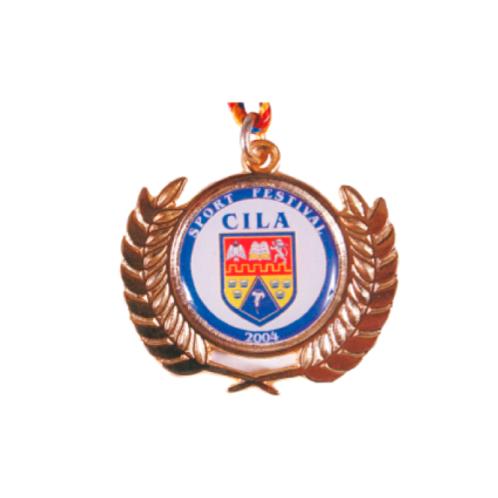 M04. Medalla estándar
