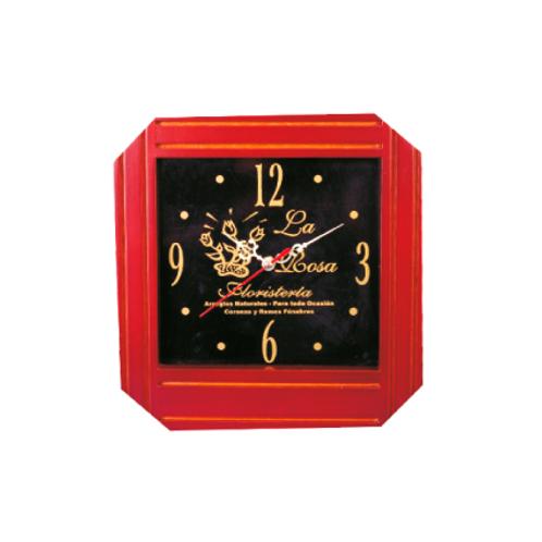 375. Reloj madera sin pantalla