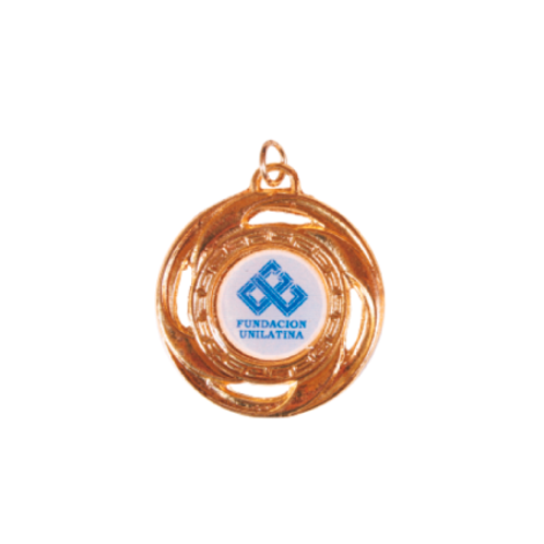 M01. Medalla estándar