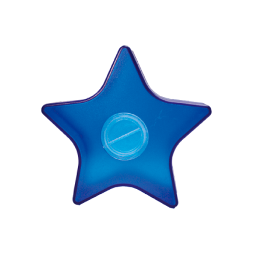129. Alcancía estrella