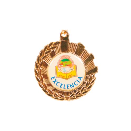 M06. Medalla estándar