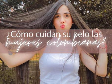 ¿Cómo cuidan su pelo las mujeres colombianas?