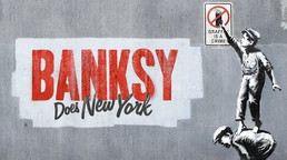 Banksy does New York, 2014