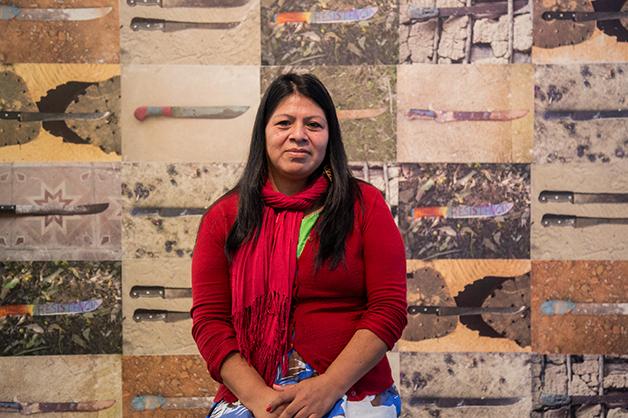 Sandra Benites, Museum World