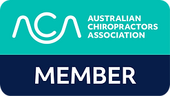 Melbourne Chiropractor Member ACA.png