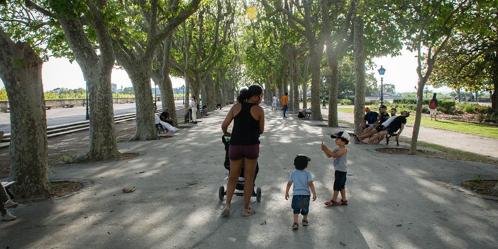 Café rencontre: voyager avec les enfants