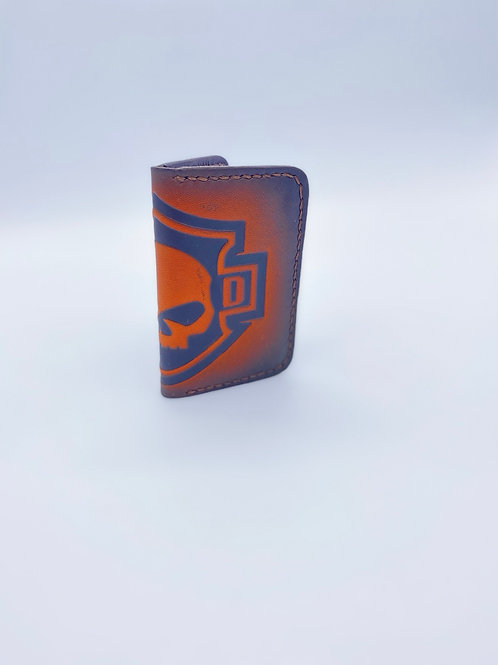 Card Holder Orange Burst HD Inspired