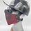 Thumbnail: Designer Black with Red Bandana