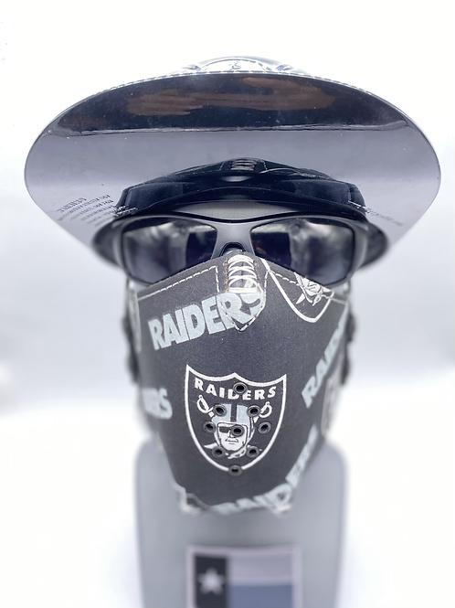 Designer Mask Raiders inspired Bandana Wrap