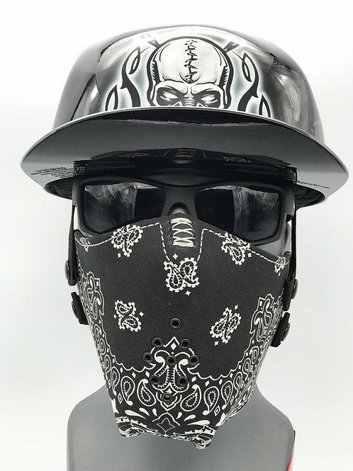 Pro Mask Black Bandanna