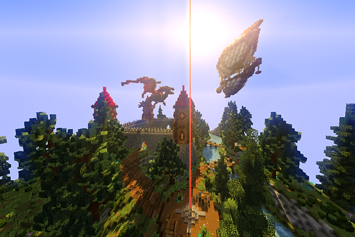 Spawn with PvP Arena! - SOLD