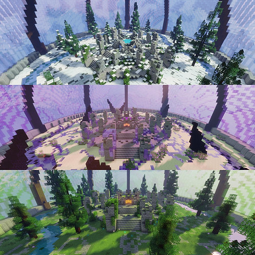 Koth domes - AVAILABLE