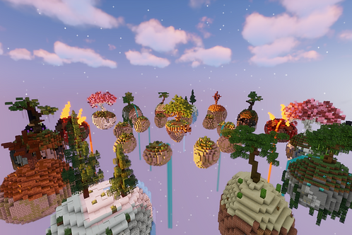 Sky block Islands- AVAILABLE