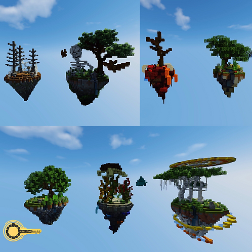 Custom islands (7) - AVAILABLE