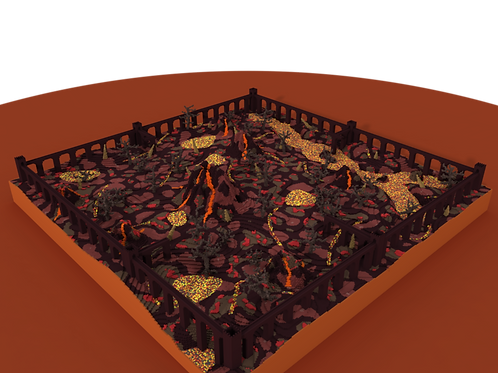Warzone - Nether - AVAILABLE