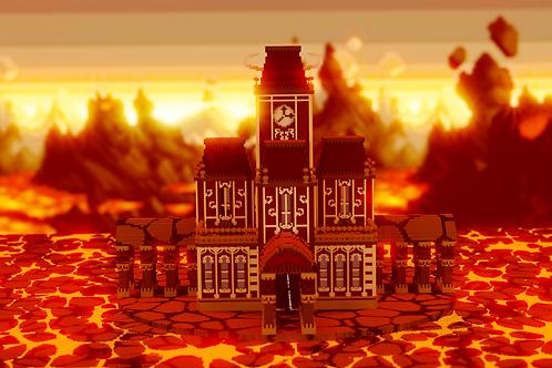 Devil's Palace - SOLD