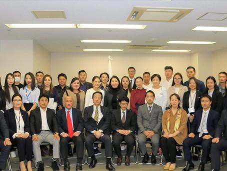 Япон дахь Монгол Иргэдэд  НЭГ ЦЭГИЙН МЭДЭЭ МЭДЭЭЛЭЛ хүргэх уулзалт амжилттай зохион байгуулагдлаа