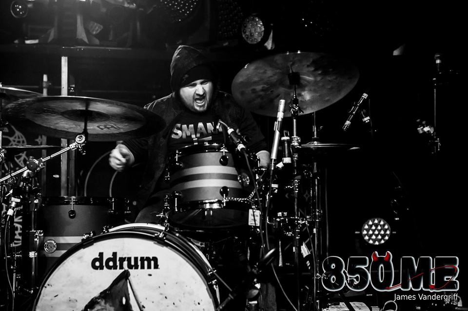 Cameron Alidor - Drums