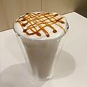 アイスキャラメルラテ ★★ / Iced Caramel Latte
