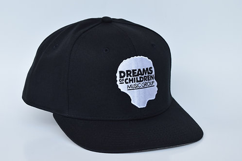 Dreams Of Children SnapBack (BLACK)
