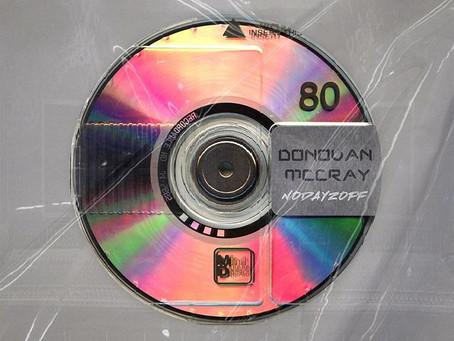 Donovan McCray - NODAYZOFF EP