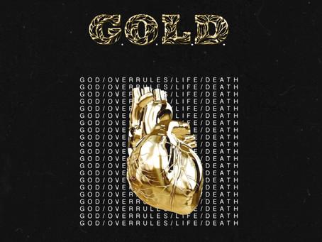 Donovan McCray- G.O.L.D (ALBUM)