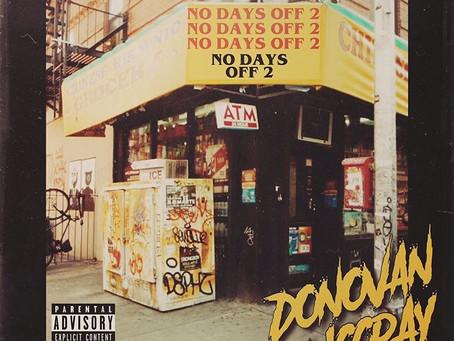 Donovan McCray - NO DAYS OFF 2 (MIXTAPE)