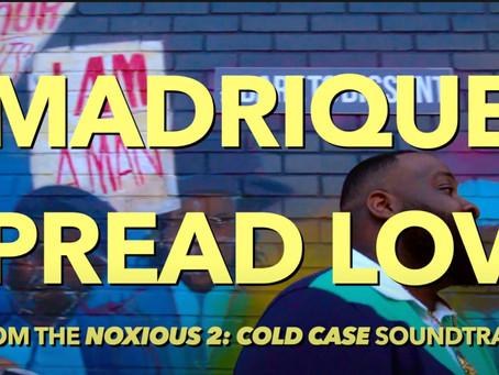 Vinark Motion Pictures -Spread Love Feat. MaDrique Pro. U'nique Music (VIDEO)