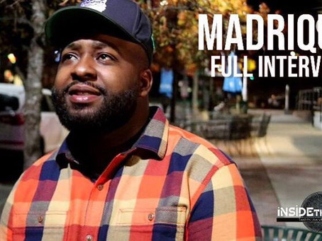 MaDrique X Inside The Vibes (INTERVIEW)