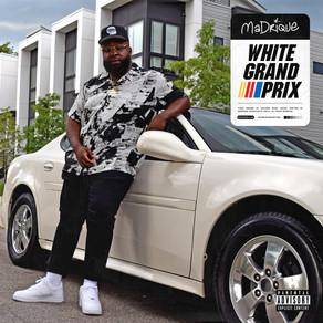 "MaDrique x SAUCE ""White Grand Prix"" (MIXTAPE)"