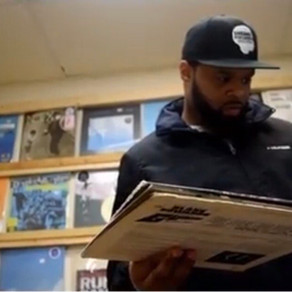 KNOWING MAJESTIC: Crate Digging (VIDEO)