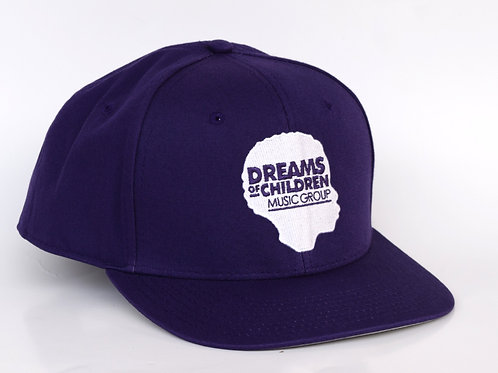 Dreams Of Children SnapBack (Purple)