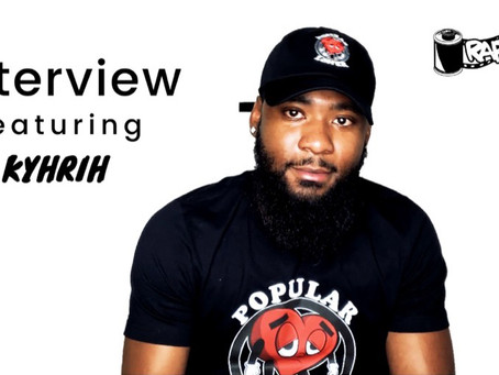 Rapchive Interview with Kyhrih talks  pushing past creative blocks, writing music & More