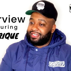 Rapchive Interview with MaDrique. Talks GRANDMA SAID, Plans for the new decade & More