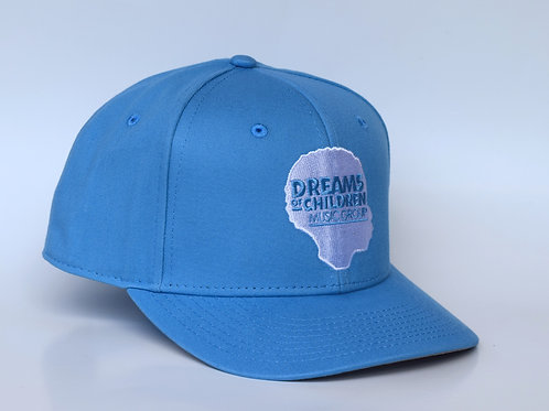 Dreams Of Children SnapBack (CAROLINA BLUE)